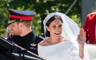 Kraljica Elizabeta je Harryju in Meghan podarila razkošno poročno darilo