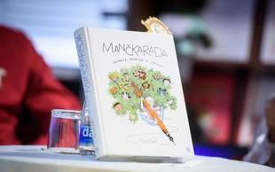 Jagodni izbor ilustracij in stripov legendarnega Marjana Mančka v Mančkaradi!