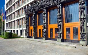 V DZ-ju in v glavni pisarni občinskega organa v Ljubljani prejeli sumljive pisemske pošiljke