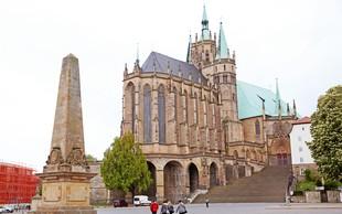 Mesto Erfurt – zmenek z osrednjo Nemčijo