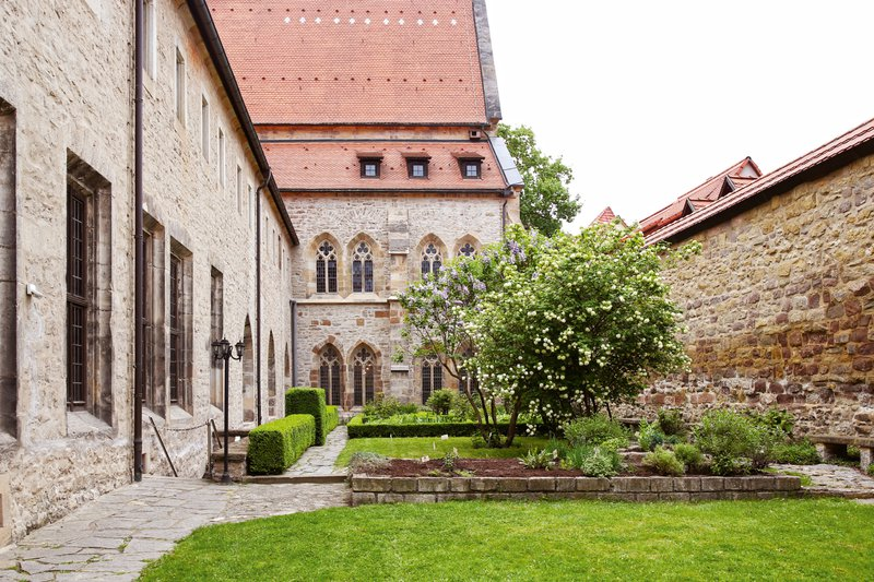 Erfurt –   zmenek z osrednjo Nemčijo
