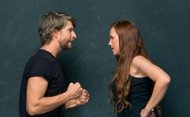 Zakaj smo prisiljeni, da ljubimo težke, zahtevne ali neprijetne partnerje