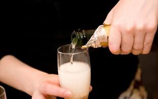 Posledice brexita: britanska veriga pubov bo prenehala točiti francoski šampanjec