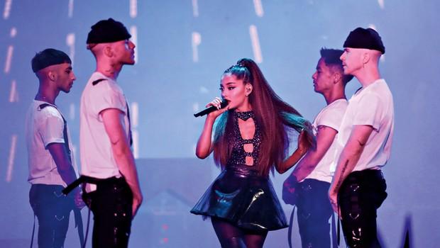 Ariana Grande bo v Manchestru pripravila poseben koncert (foto: Profimedia)