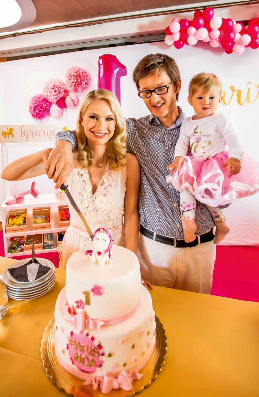 Maja Ferme: Več kot sto balonov z lepimi željami