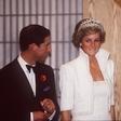 Frizer princese Diane razkril, kako je skrivnostno krajšal njeno pričesko