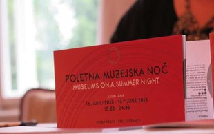Poletna muzejska noč: Brezplačno v muzeje in galerije