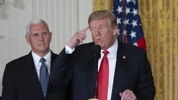 V Beli hiši, kjer kraljuje Donald Trump, skoraj prišlo do pretepa (foto: profimedia)