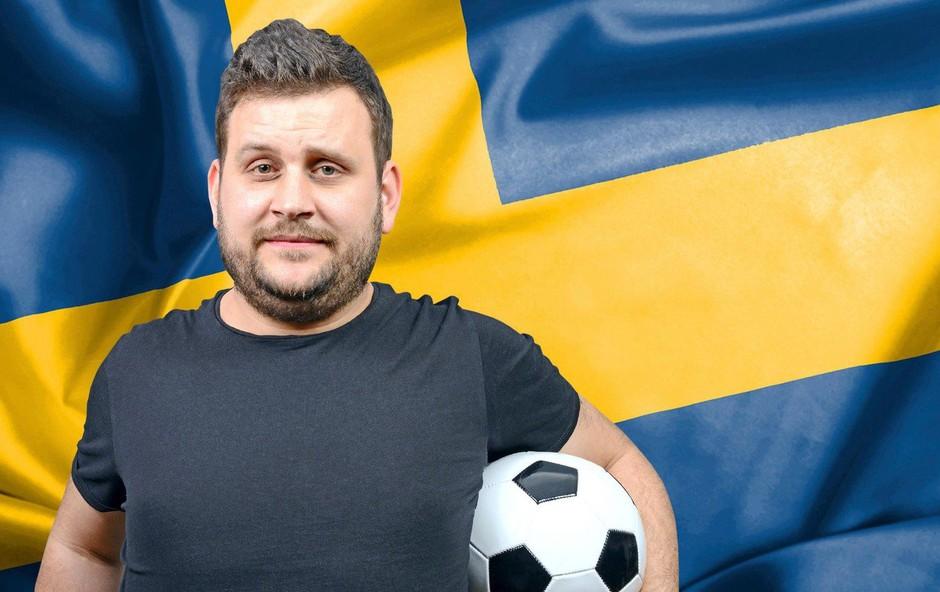 Švedski navijači v solzah! (foto: profimedia)