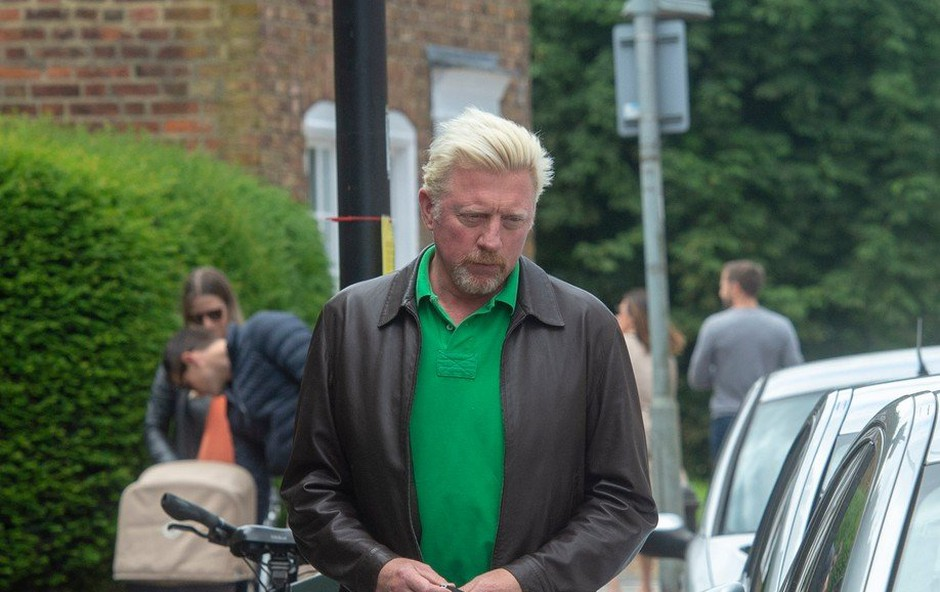 Boris Becker se je stečaju skušal ogniti s ponarejenim diplomatskim potnim listom! (foto: profimedia)