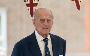 Princ Philip je včasih veljal za velikega plejboja