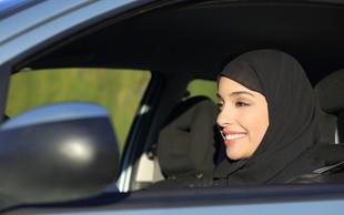 Ženske v Savdski Arabiji po novem lahko vozijo avto, še vedno pa si  ne morejo same izbrati moža!