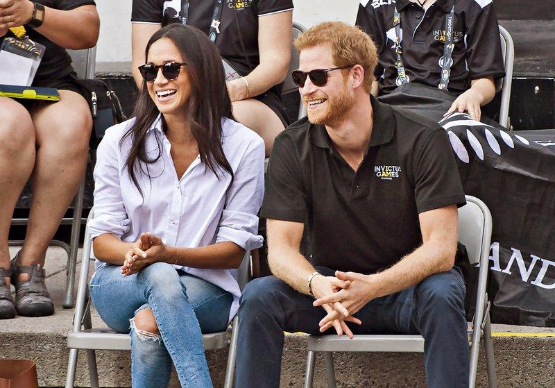 Princ Harry & vojvodinja Meghan: Pripravljena na otroke
