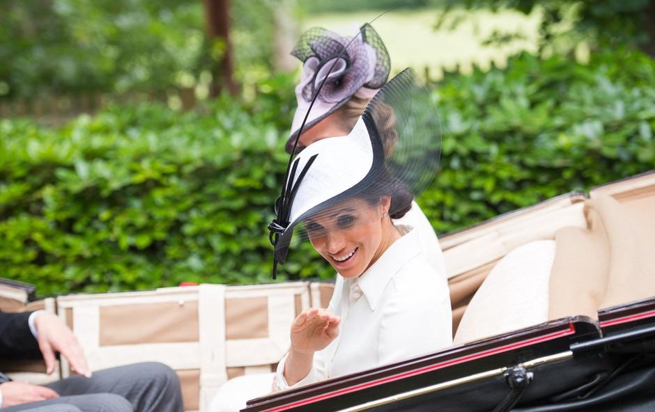 Kaj imata skupnega Meghan Markle in mali princ Louis? (foto: Profimedia)
