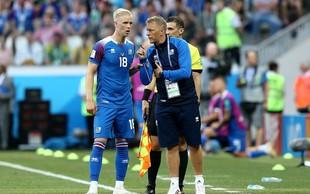 Posebnosti islandske reprezentance – selektor zobozdravnik, na igrišču oče in sin