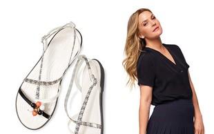 Nova Crocs modna kolekcija s podpisom Drew Barrymore!