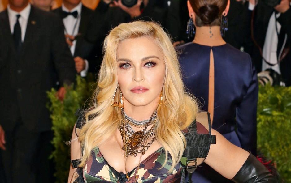 Madonna napovedala izid svojega novega albuma Madame X (foto: Profimedia)
