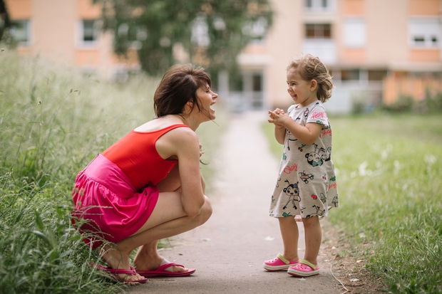 Najbolj slavna Crocs družina v Sloveniji je Cool Fotrova družina! (foto: Crocs )