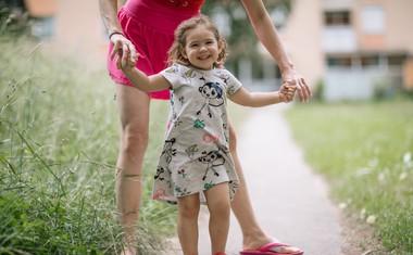 Najbolj slavna Crocs družina v Sloveniji je Cool Fotrova družina!