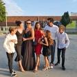 Alenka in Jure Košir skupaj na hčerkini valeti!