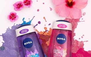 Nova omejena izdaja #mojanivea gelov, s katerimi še bolj neverjetno lepo diši poletje!