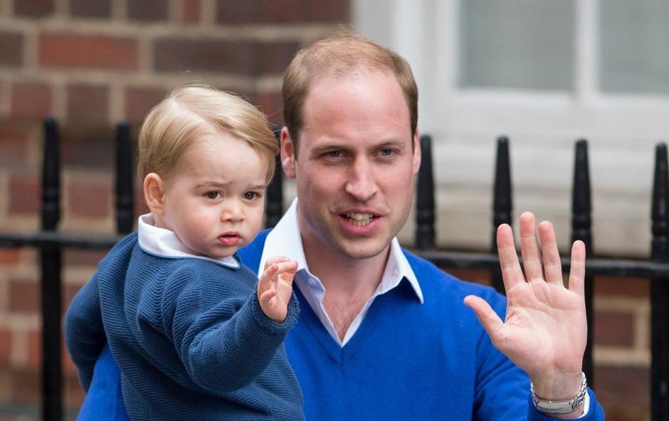 Princ William se je spomnil boleče izgube mame, princese Diane (foto: Profimedia)