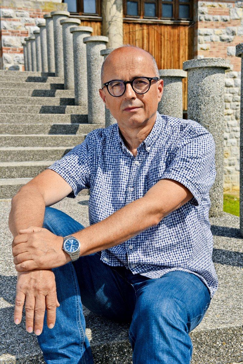 Dr. Bogo Zupančič: Plečnikova arhitektura  je nabita s pomeni