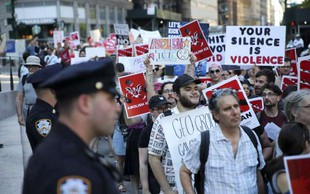 Američani množično na ulične proteste proti priseljenski politiki