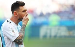 Francija v četrtfinale, Argentina domov
