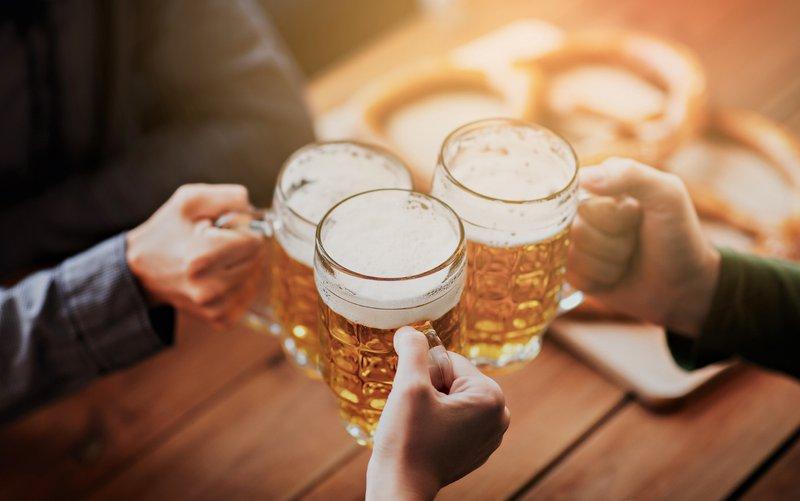 Pijača bogov, predsednikov in dobre družbe