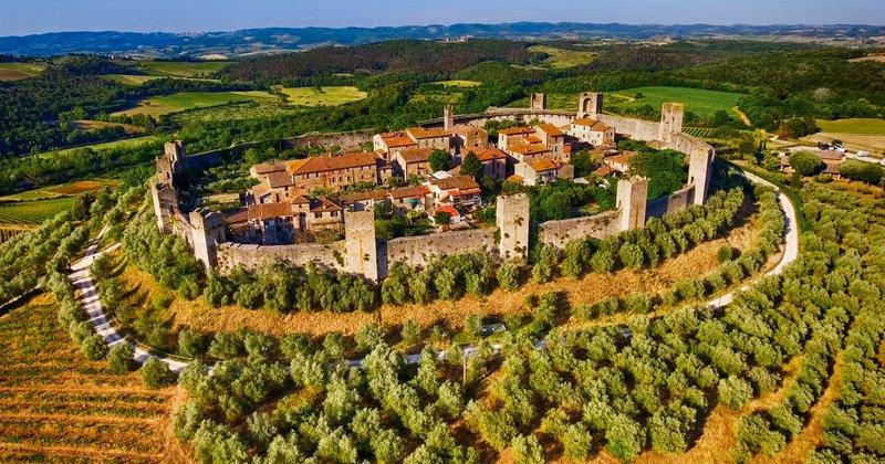 Šest čarobnih krajev v Italiji