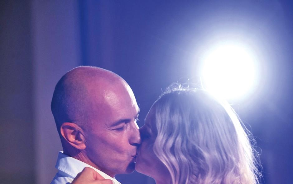 Borut Bilač je poročen že od februarja! (foto: Osebni arhiv)