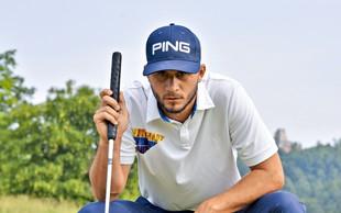 Anže Leskovar: Golf ni le za starejše in petičneže