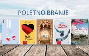 5 odličnih novih poletnih branj za vse žanrske okuse!