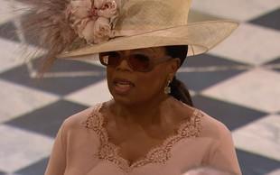 Oprah Winfrey z ganljivo izpovedjo opisala poroko princa Harryja in Meghan Markle