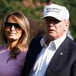Melania Trump za fotografije prejela najmanj 100.000 dolarjev