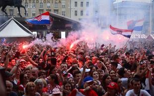 Hrvaški otok ljubezni Galešnjak v plamenih