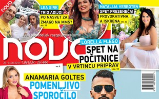 Anamaria Goltes: Pomenljivo sporočilo Luki Dončiću