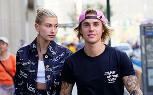 Je mogoče, da sta Justin Bieber in Hailey Baldwin že zaročena?
