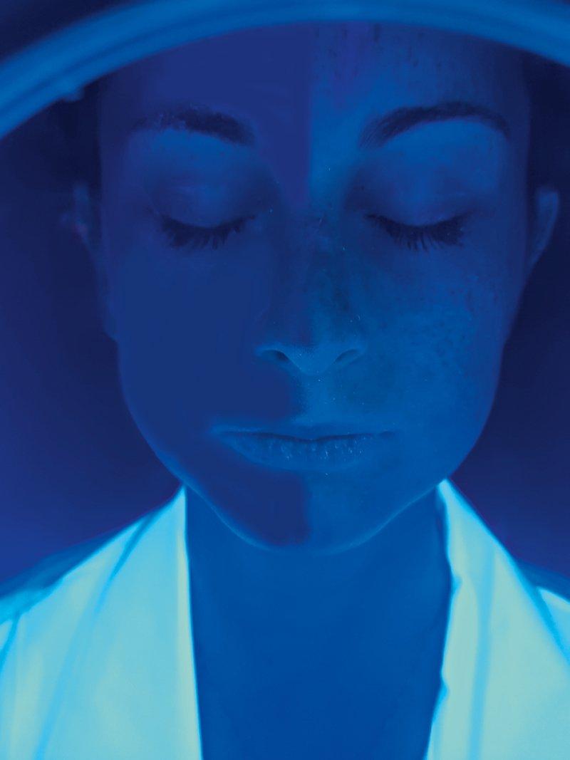 O koži in  UV-sevanju na njej