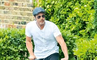 Brad Pitt: Ni še pripravljen na resno zvezo