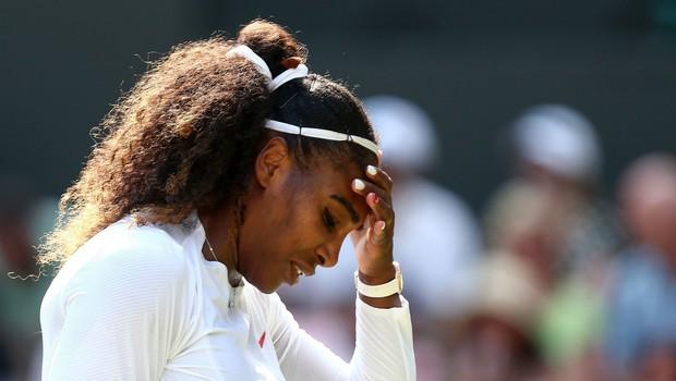 Serena Williams zamudila pomemben trenutek v življenju svoje edinke (foto: Profimedia)