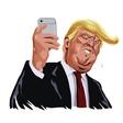 Donald Trump z največ Twitter sledilci med svetovnimi voditelji