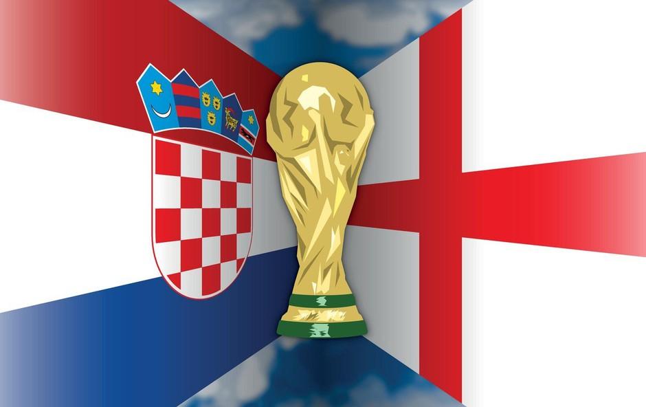Hrvati takoj iz vseh topov nad Angleže - torej tudi z Rebićem, Vrsaljkom in Subašićem! (foto: profimedia)