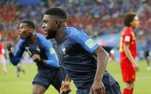 Belgijci se hudujejo na račun francoske igre, Francozi pa zmago posvečajo tajskim dečkom!