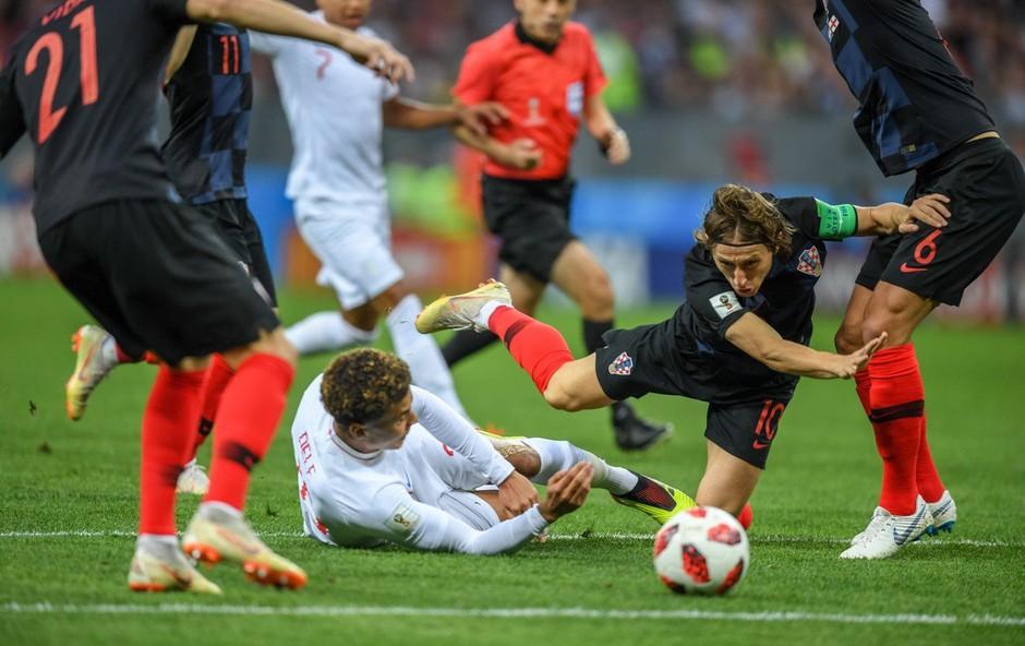 Neverjeten razplet, na Hrvaškem pa je noro: Hrvaška se bo v finalu SP Rusija pomerila s Francozi! (foto: profimedia)