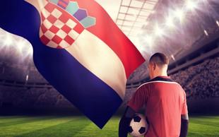 Britanski veleposlanik na Hrvaškem v kockastem vzorcu zaradi izgubljene nogometne stave!