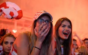 Na Hrvaškem so se med praznovanjem nogometne zmage tresla tla, poroča Geofizika!