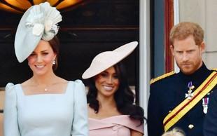 Napeti odnosi med Meghan Markle in vojvodinjo Kate!