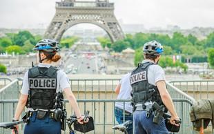 Zaradi državnega praznika in finala v Franciji izredne varnostne razmere